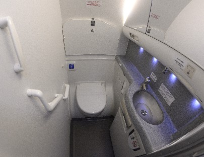 Aircraft Interior Cleaning Products Lavatory