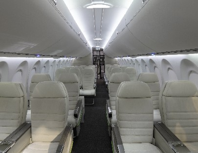 Aircraft Interior Cleaning Products