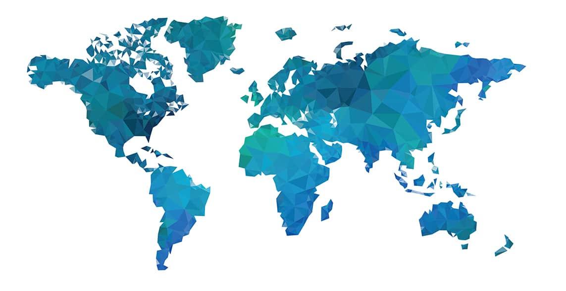 Distribution Map New
