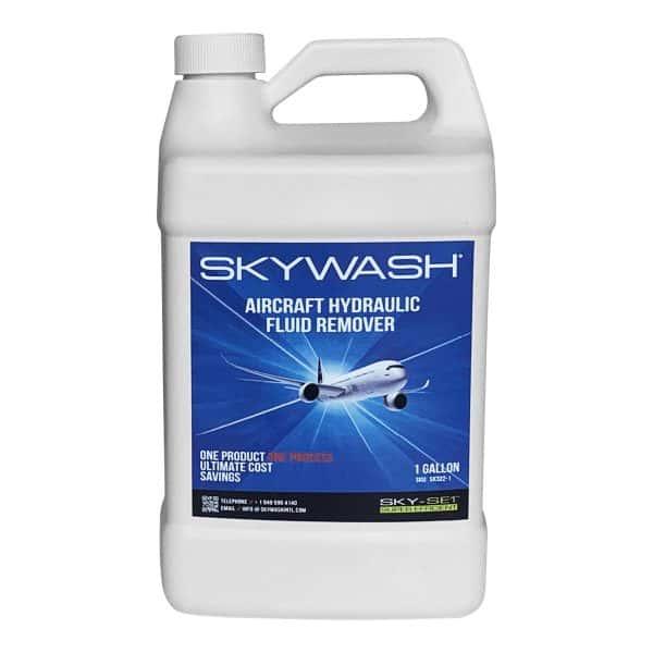 SKYWASH SK322-1 Wheel Well Aircraft Hydraulic Fluid Remover